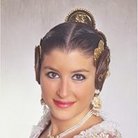 Fallera Mayor Laura Lozano Domínguez 200