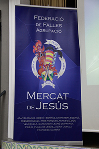 Sector y Agrupación Mercado de Jesús con Celia Navarro