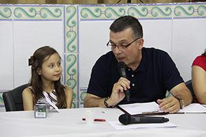 Nombramiento Fallera Mayor Infantil, Mar Ricart Pedrós.