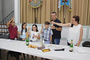 Nombramientos Presidente Infantil y Fallera Mayor Infantil 2017