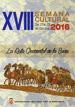 Empieza la XVIII semana cultural de Juan de Aguiló