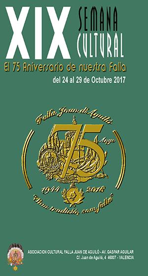 Semana Cultural del 75 Aniversario