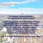 XXI Semana Cultural